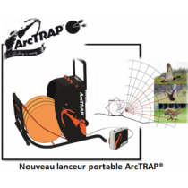 BATERIE + INCARCATOR PENTRU ARCTRAP 3T