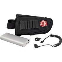 ATN Extended Life Battery Pack with Butt Stock Case