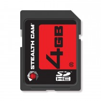 Stealth Cam SD-Card 4GB